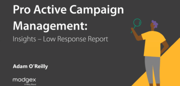 How To: Do Proactive Campaign Management