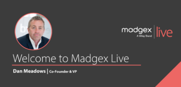 Madgex Live 2020 - Dan Meadows - Welcome To Madgex Live